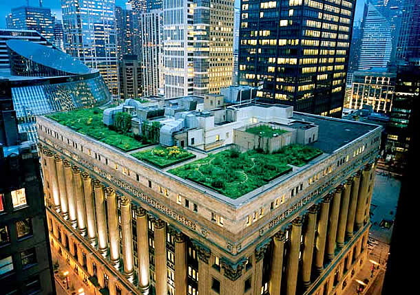 Edifício da prefeitura de Chicago